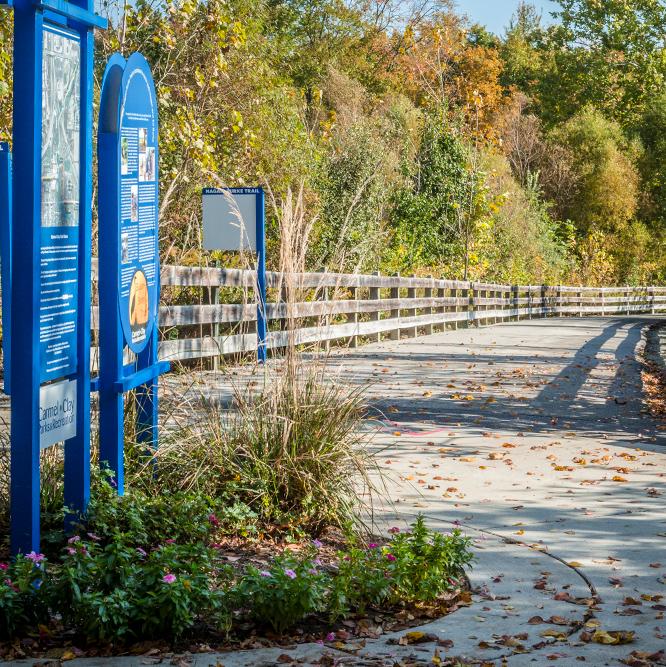 Hagan Burke Trail
