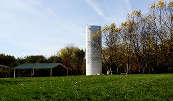 1998 Silo at Park
