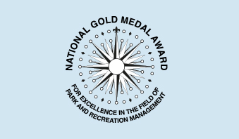 2014 National Gold Medal Award Logo