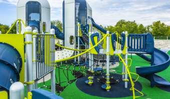 2016 Central Park West Commons Playground