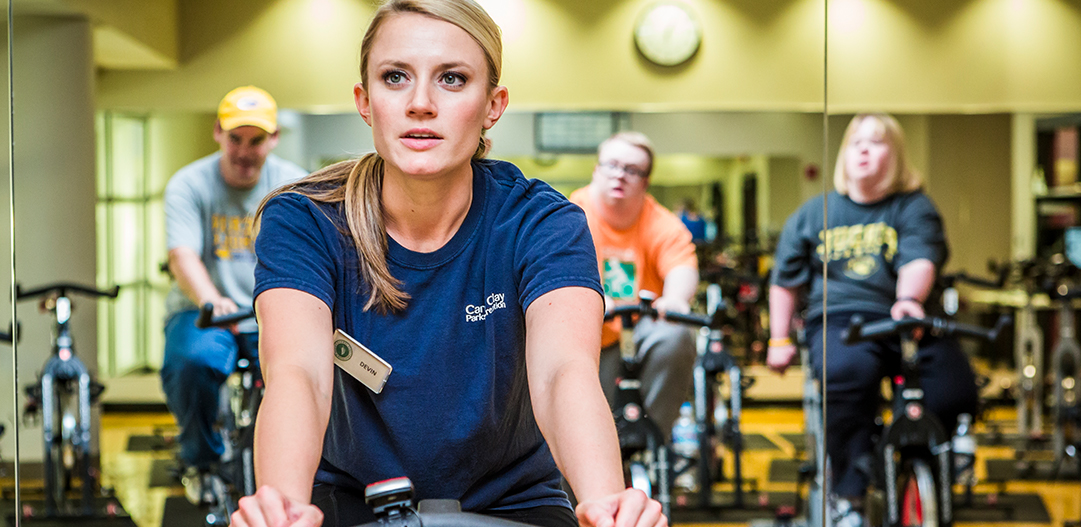 Group Fitness Cycling