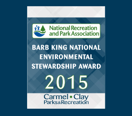 Barb King National Environmental Stewardship Award