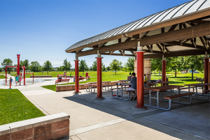 lawrence inlow park shelter
