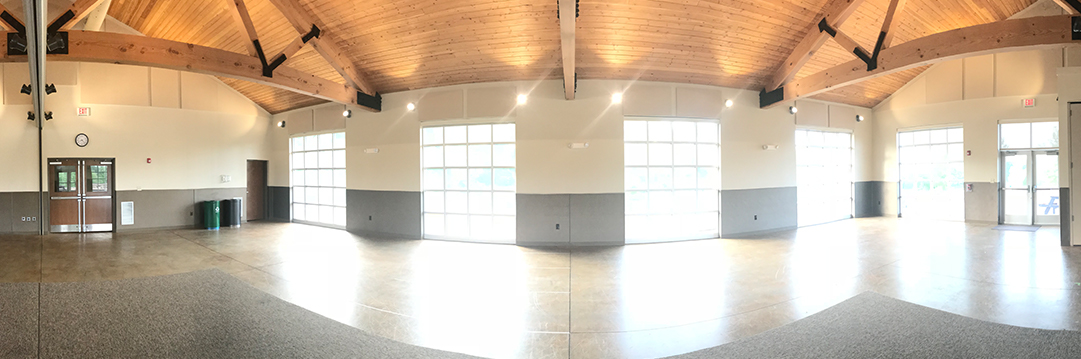 rental space panorama