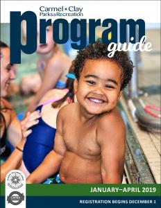 Carmel Clay Parks & Recreation Program Guide: September - December 2018