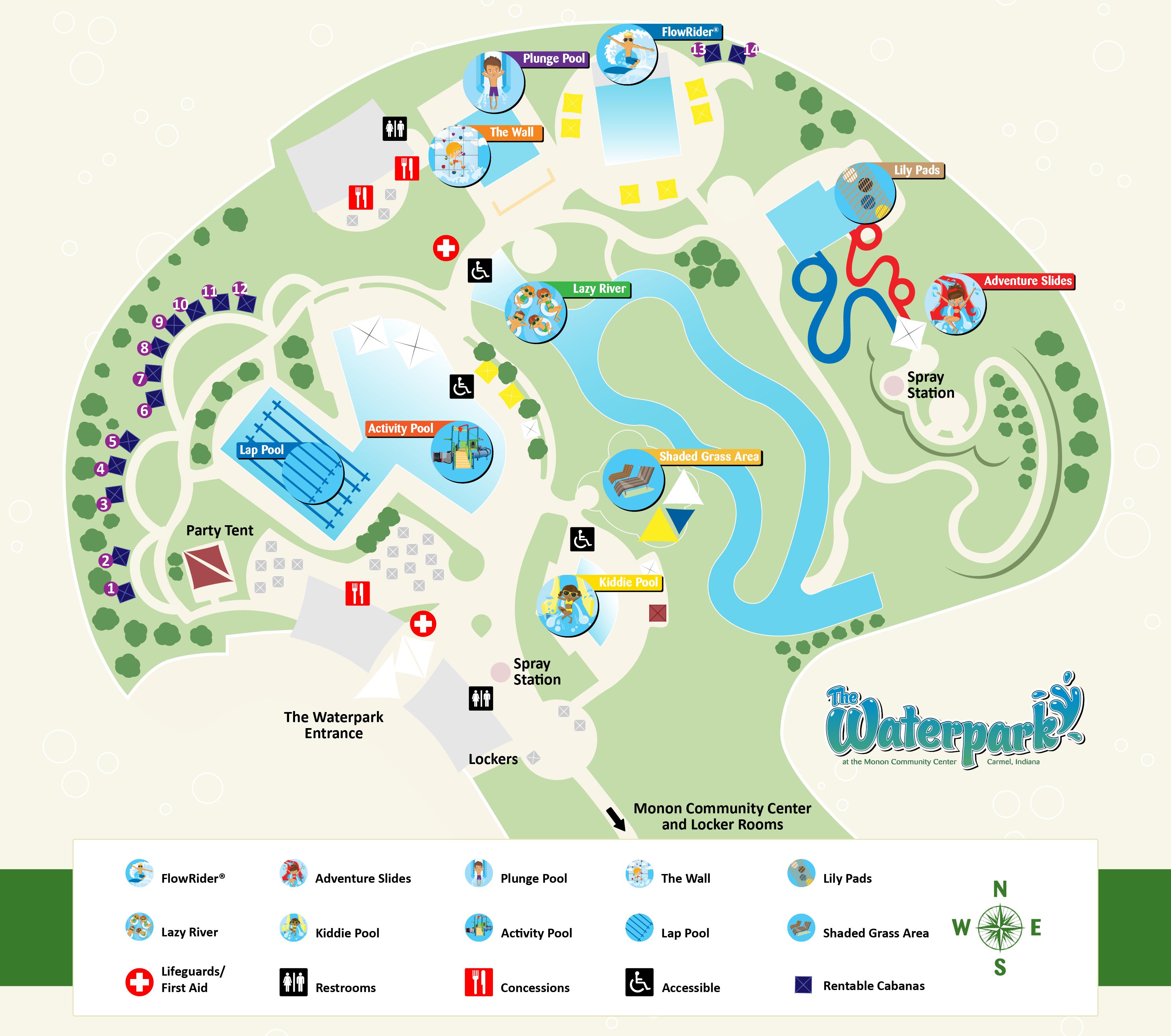 The Waterpark   Carmel Clay Parks & Recreation