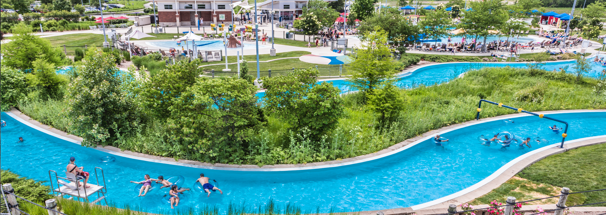 Lazy River at The Waterpark