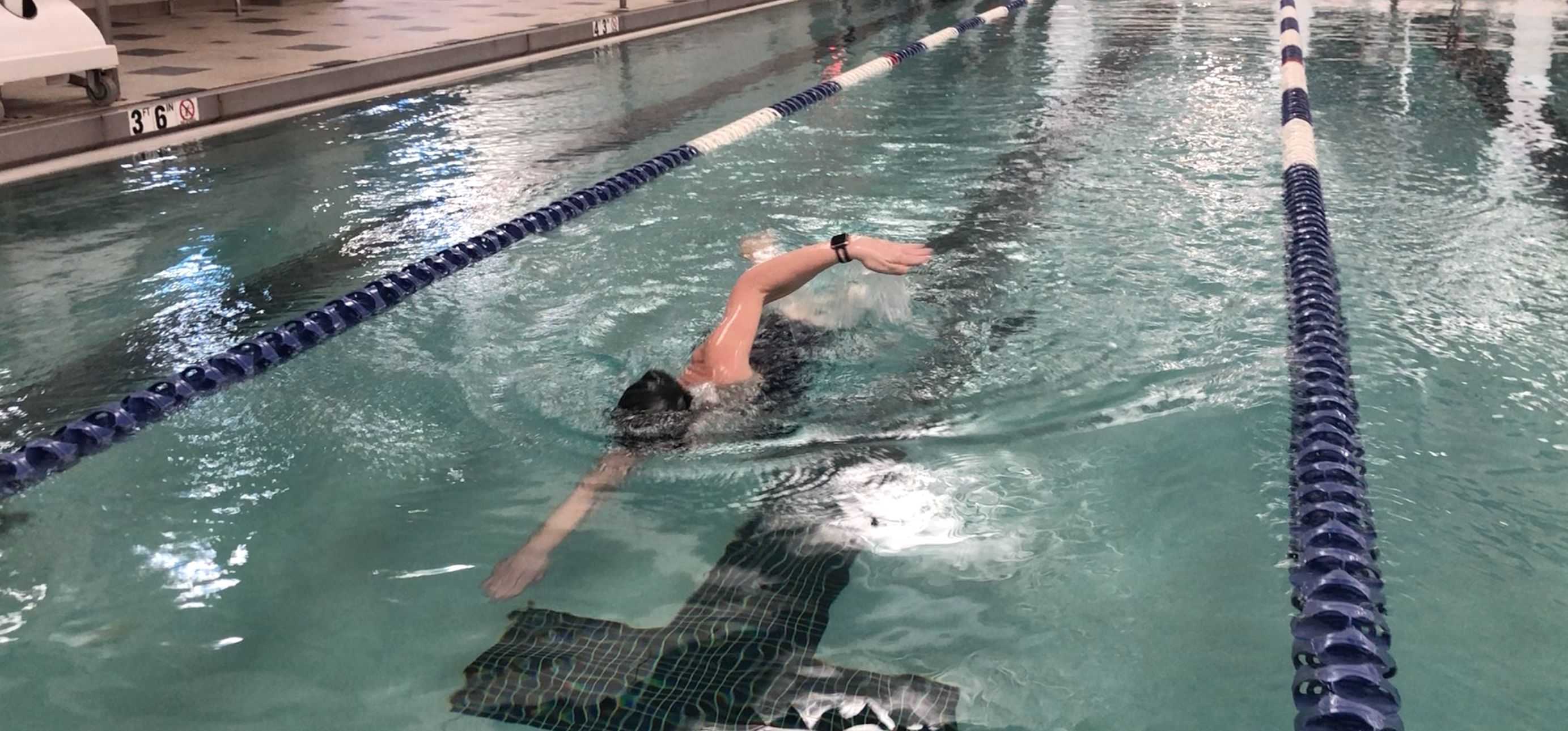 Marathon Runner to Distance Swimmer: A Holistic Approach to Healing