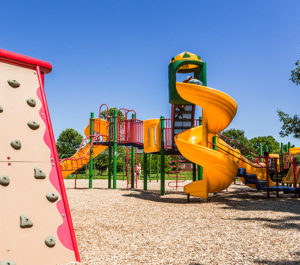 Playground at Meadowlark Park