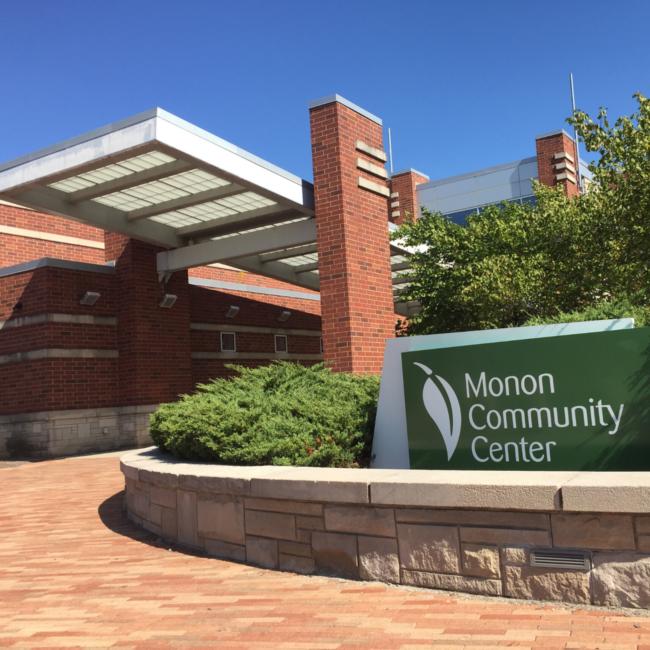 Monon Community Center in Carmel, Indiana