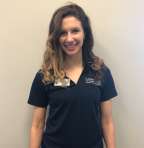 Fitness Supervisor, Brittany Ignas