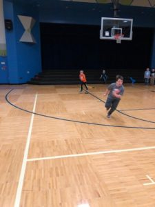 Kids at Forest DaleElementary Extended School Enrichment (ESE) before and after school program