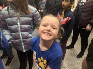 Kids at Woodbrook Elementary Extended School Enrichment (ESE) before and after school program