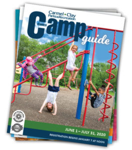 Summer camp series guide