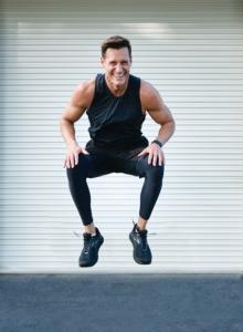 Mitch Vanderhagen Jumping
