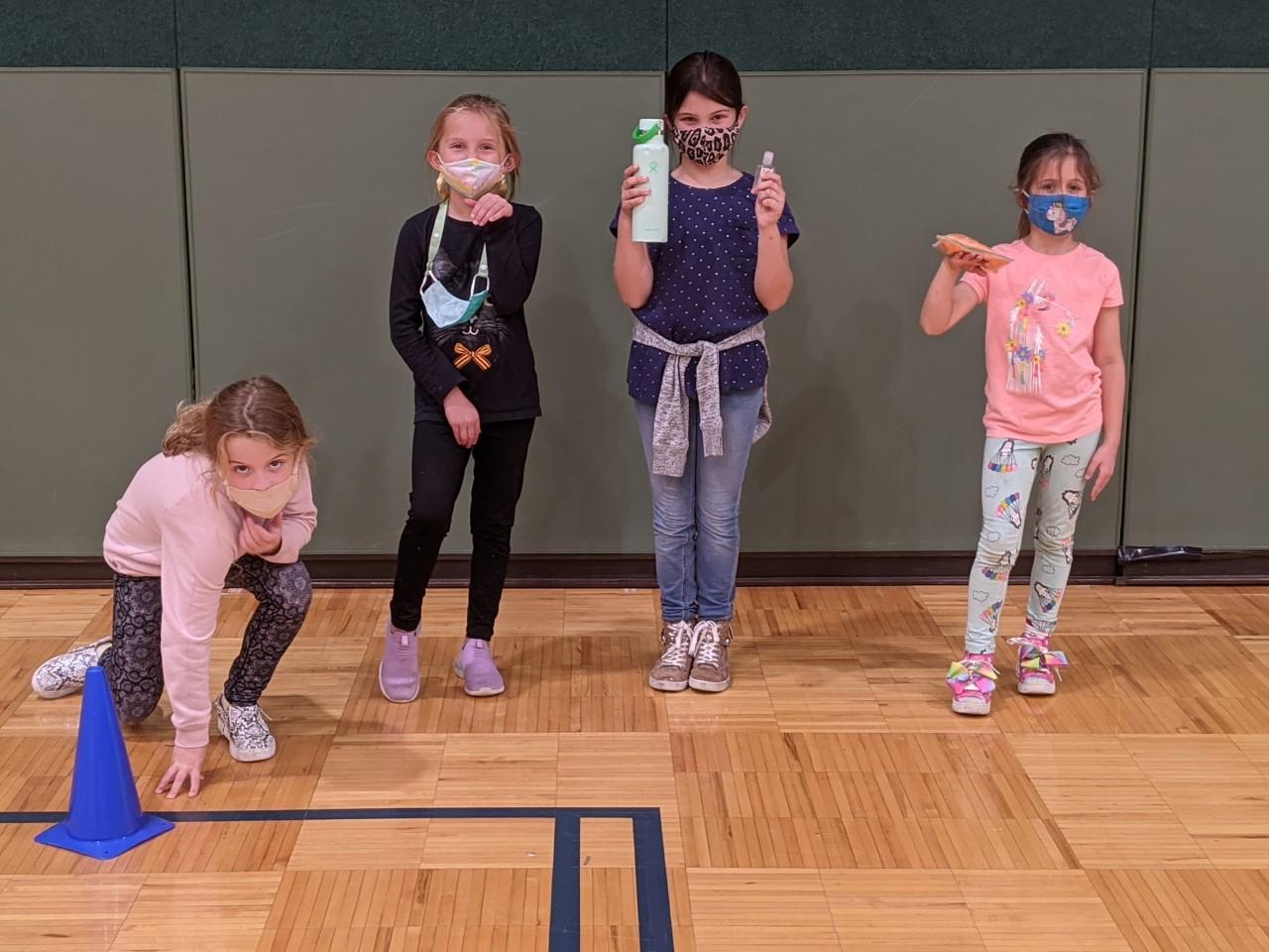 Kids at Cherry Tree Elementary ESE