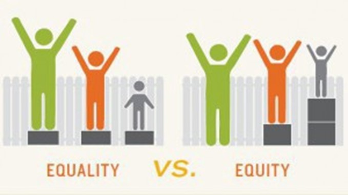 Inclusion Corner | Equity vs. Equality?