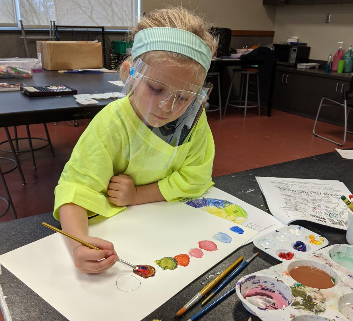 Meet Creative Arts Instructor Katy Bradberry