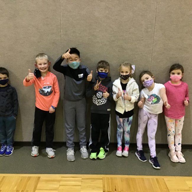 Kids at Smoky Row ESE
