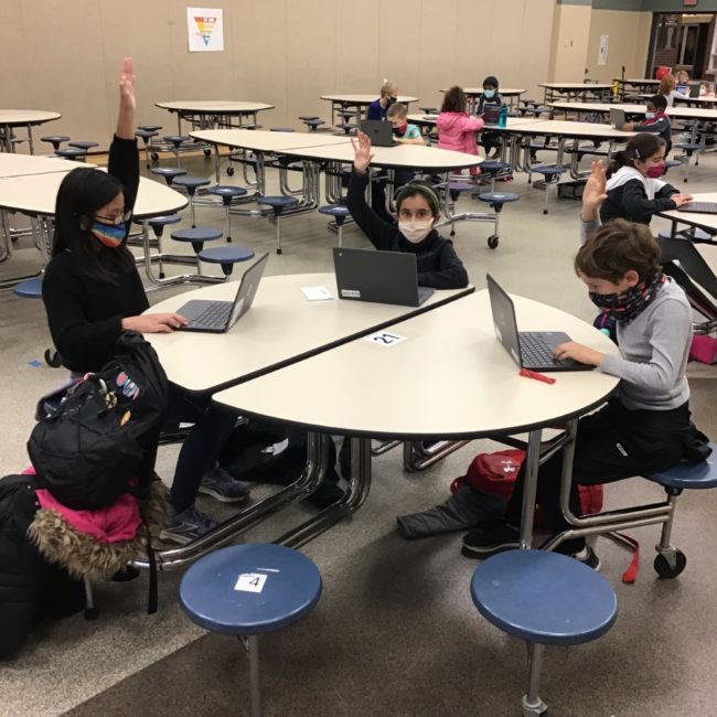 Kids at ESE