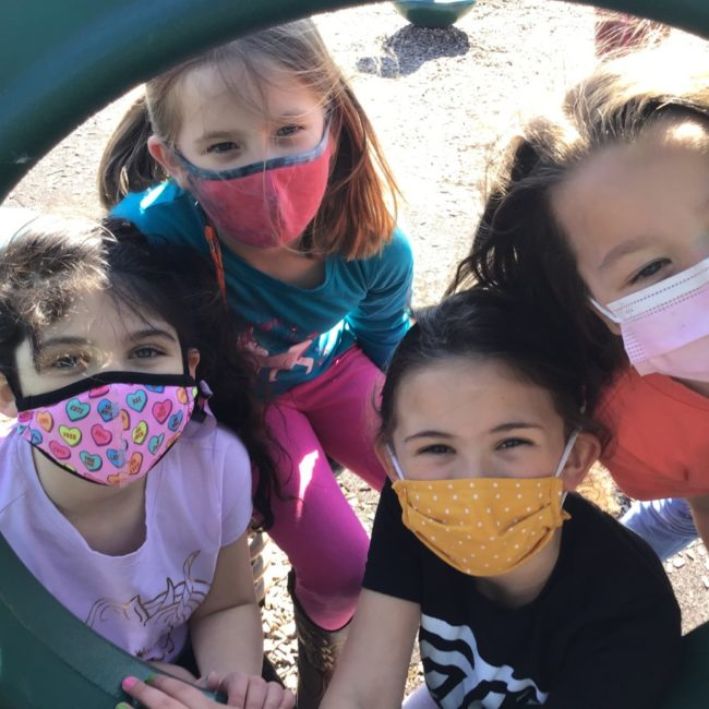Kids at Cherry Tree ESE