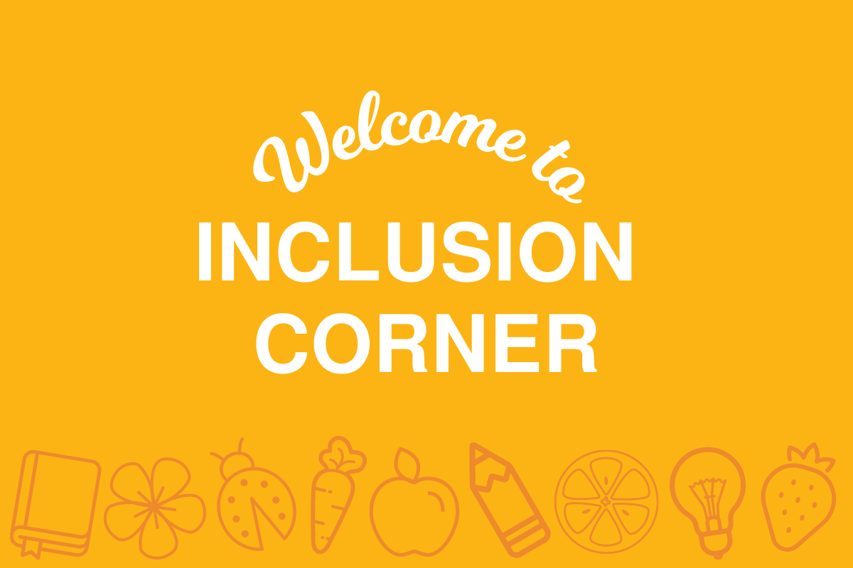 Inclusion Corner | Resolutions