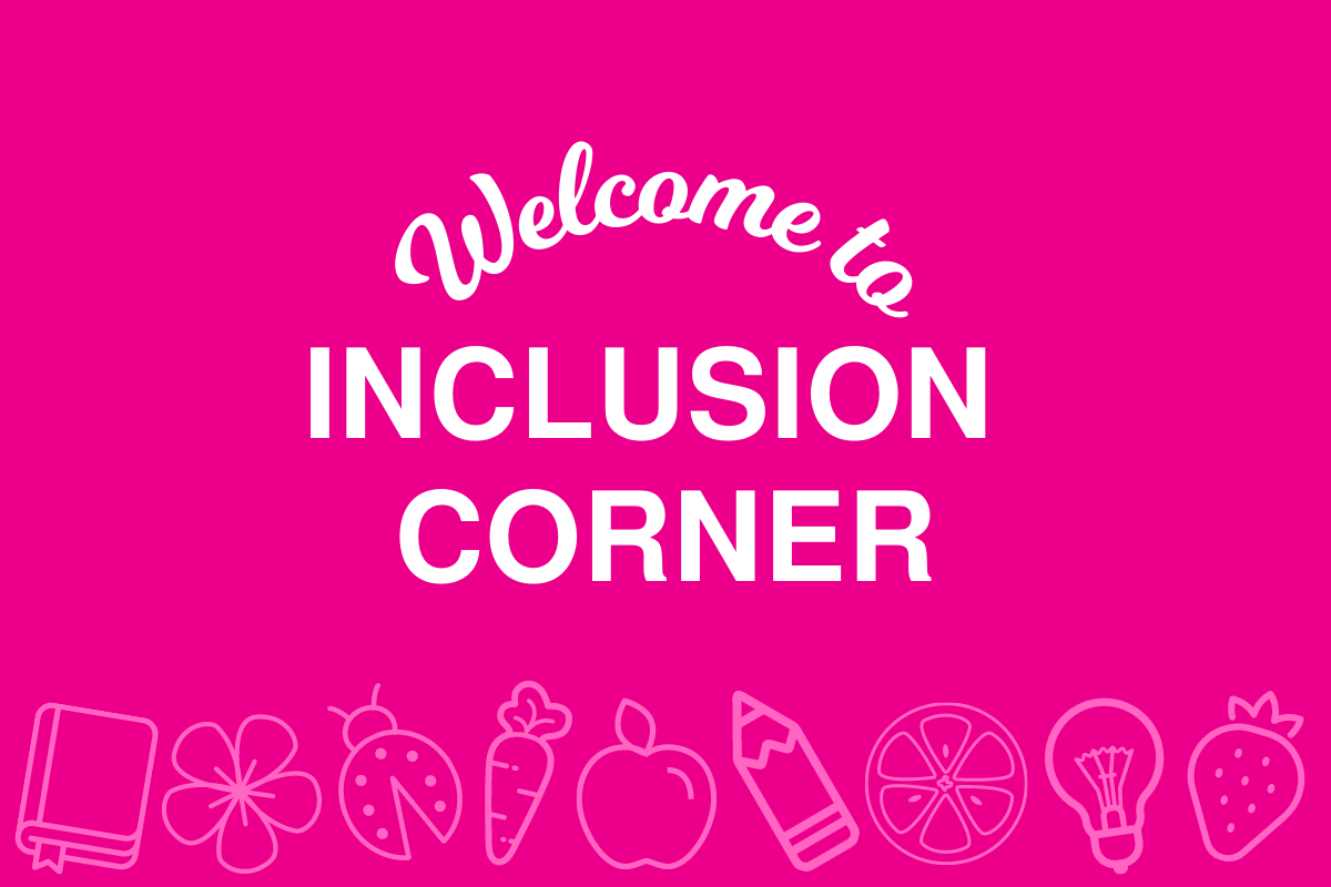 Inclusion Corner | Heart Breathing