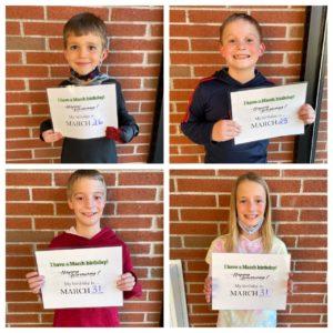 Kids at Mohawk Trails ESE