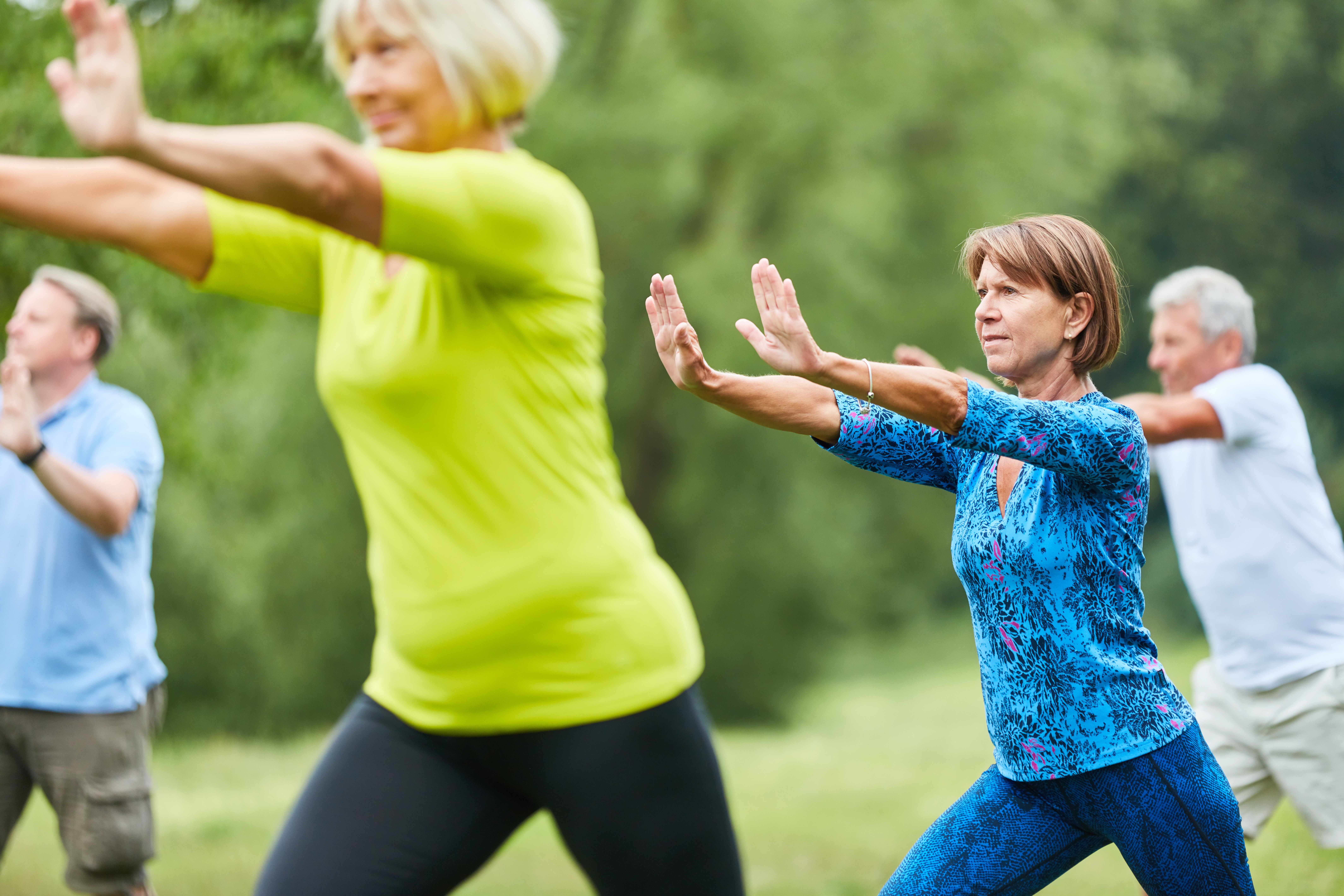Try Tai Chi at the Monon Community Center