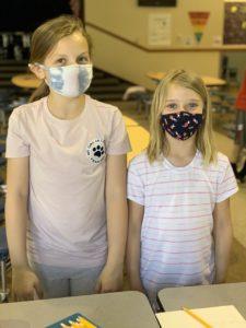 Kids at Woodbrook Elementary