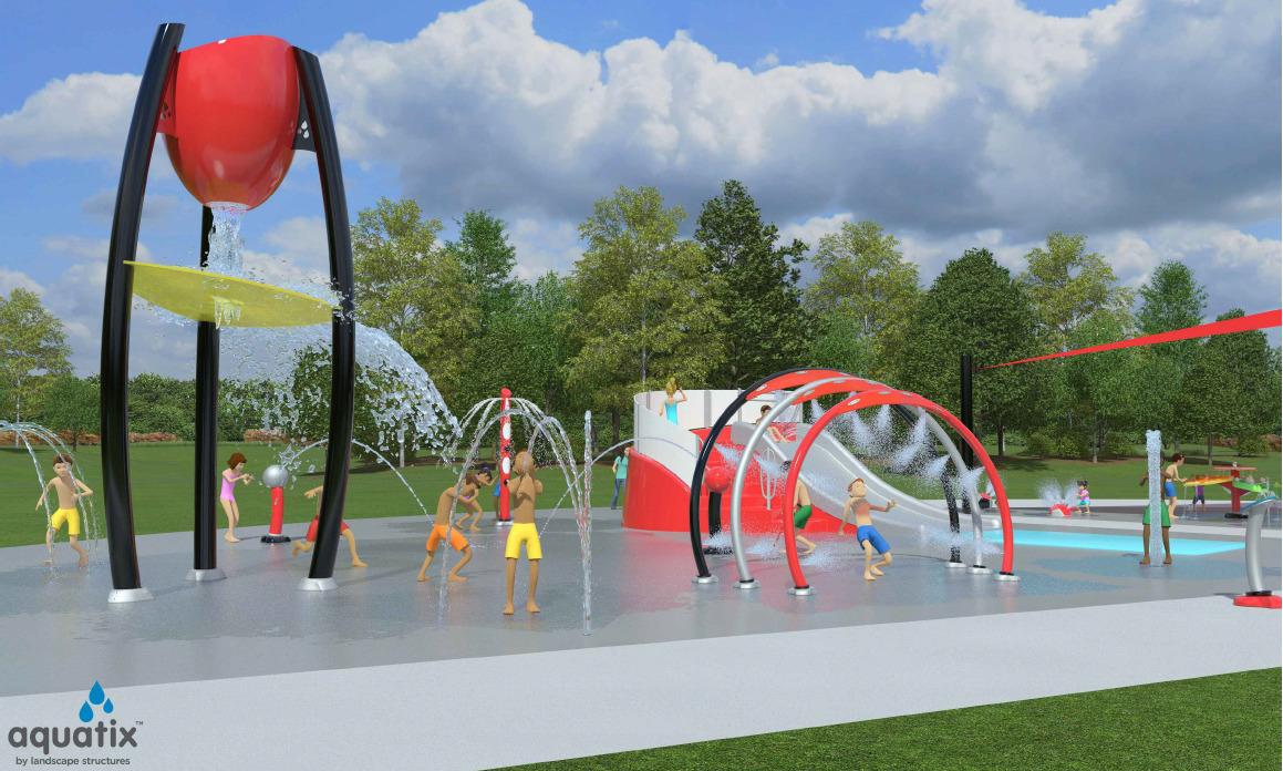 Inlow Park rendering